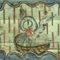 Pelikány festett